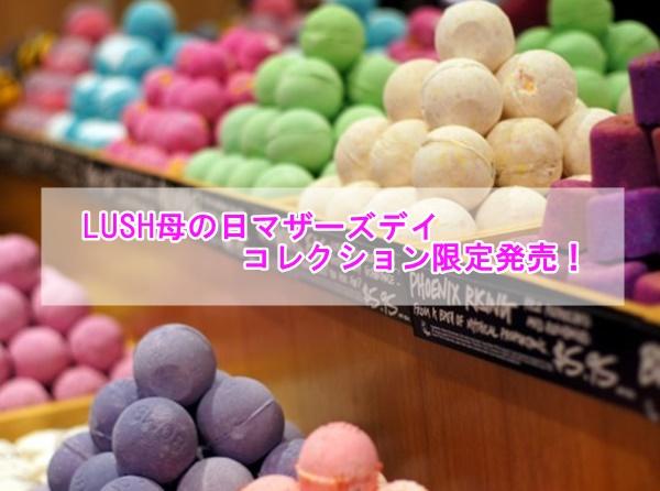 LUSH店内2