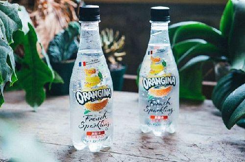 オランジーナ炭酸水1